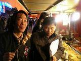いつもお世話になる韓国ROBO-ONE委員長 張さんと おでんを食べたのをアップし忘れ
