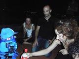 ホテルの屋上でLe Cirque Éloizeと酒を飲むDynamizer