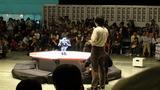 第14回ROBO-ONE予選の演技が始まる。