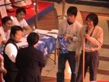 なんとタクミが高校受験日の三日前なのに大会に参加しました。