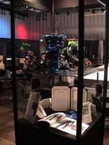 本大会では、スギウラファミリーのショーケースが設けられた