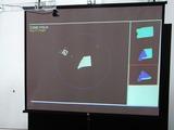 ビジュアルシステムでリアルタイム画像処理をしながら制御