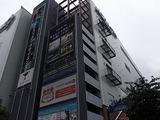 アクアシティーはフジTVの隣にある巨大商業施設だ