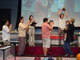 途中は他のWEBを見てください。パッチギ準優勝でした。
