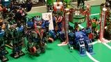 今回も良く戦ったロボット選手たち