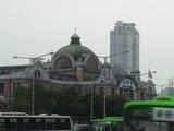 東京駅にそっくりなソウル駅、同じドイツの建築家の設計だから