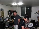 ROBOLIFEの開発室、天才的頭脳の塊