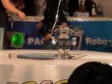 3位の韓国ロボットなんとマジンガアを下した
