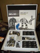 BIOLOID GPのトランクを開けたところ。