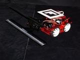 ロボットの基本システムは弊社の研究用プラットフォームを使用