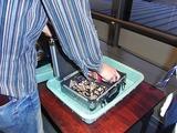 機内持ち込み手荷物ではレトロ(開発コードキトロ)までもが