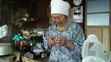 ミナおばあちゃんともお別れ、またくるね。
