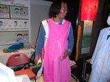 俺がもっとも感動したのは、妊娠体験装置、金沢工業大学園