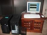 FLUENT流体解析用並列科学計算機(OSはRHEL4.0とXP64)