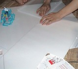 マナブとタクミがリングを製作