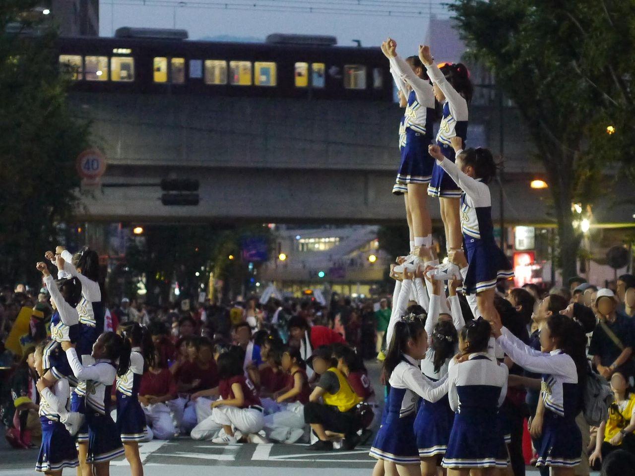 高槻 祭り ディズニー