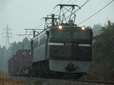 EF65 57 成田〜滑川