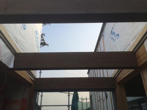 ガラス吊り込み-2