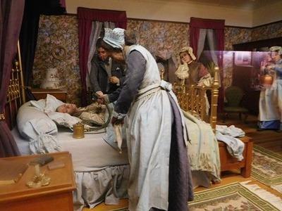 f4-1-1 19世紀の出産