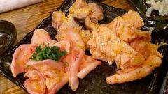 亀戸ホルモン:料理写真