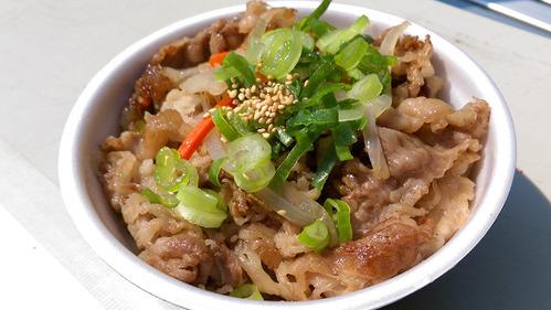 大牛肉博|焼肉丼肉増し(仙台牛)