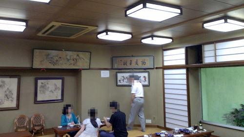 笹乃雪 店内2