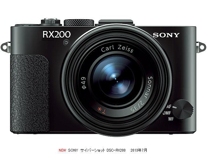 rx200 「SONY」カテゴリの最新記事 SONY サイバーショット DSC
