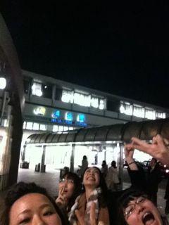 ポロッコリー浜松駅にて