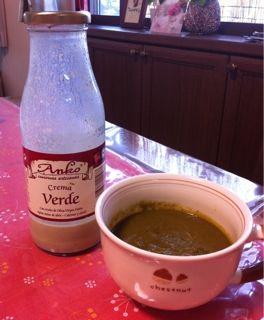 ポロッコリーのスープ