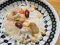 1510 サラダ 大根&豆 B