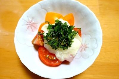 1807 トマトサラダ