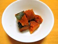 1708 かぼちゃの煮物 A