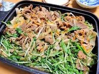 1412 牛肉とごぼうのプルコギ風 A