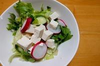 1807 豆腐のサラダ B