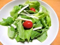 1510 サラダ菜&チーズ a