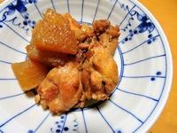 1610 鶏と大根の煮物 B
