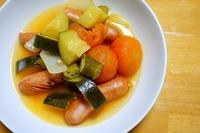 1807 夏野菜のスープ煮 B