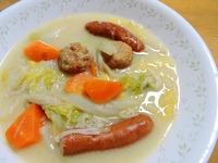 1711 白菜のクリーム煮 B