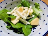 1510 サラダ チーズ&りんご A