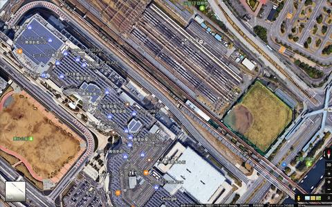 京葉車両センター グーグルマップ