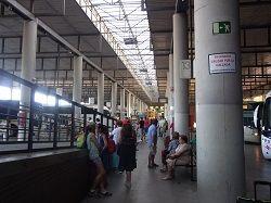 セビーリャバスターミナル