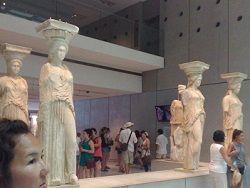 アクロポリ博物館