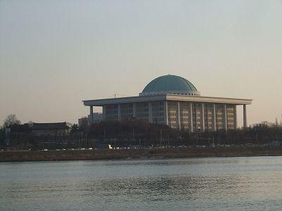 韓国国会議事堂