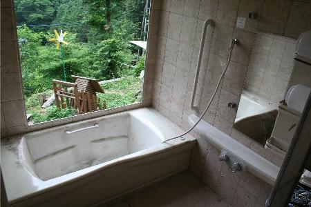 5235風呂できた