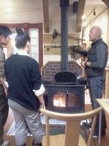 Y様邸暖炉2