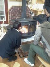 Y様邸暖炉7