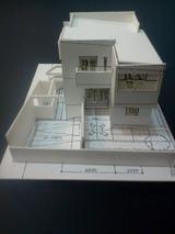 M様邸模型1