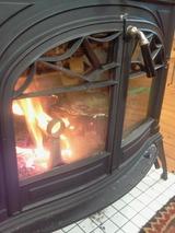 Y様邸暖炉4