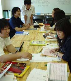 語学教室風景1