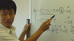 語学教室風景2
